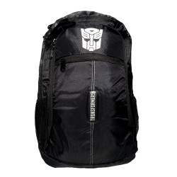 Transformers Logo Teen Backpack