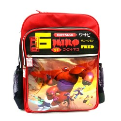 Big Hero 6 14 Inch Pre-School Bag