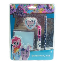 My Little Pony Movie 4Pcs Stationery Set