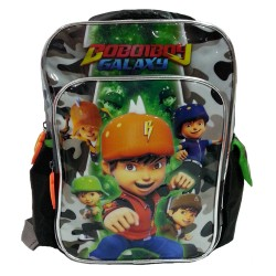 Boboiboy Galaxy Heroes 12 Inch Kids Backpack