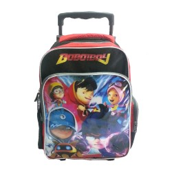 Boboiboy Power Up Pre-School Trolley Bag