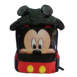 Disney Mickey Mouse 3D Hoodie Pre-School Bag