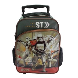 Disney Star Wars Rogue One Stormtrooper Pre-School Trolley Bag