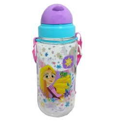 Disney Princess Tangled Rapunzel 500Ml Tritan Bottle (BPA Free)