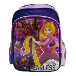 Disney Princess Rapunzel Fearless 12 Inch Kids Backpack