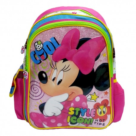 Disney Minnie Mouse Style Primary School Bag