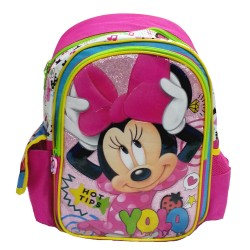 Disney Minnie Mouse Style Pre-School Bag