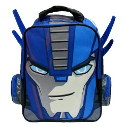 Transformers Trid Optimus Prime Pre School Bag