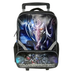 Transformers 5 Primary School Trolley Bag