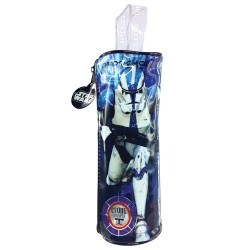 Disney Star Wars Clone Trooper Transparent Round Pencil Bag Set