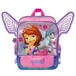 Disney Sofia The First Unicorn Adventure 12 Inch Kids Backpack