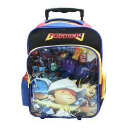 Boboiboy Galaxy Primary School Trolley Bag