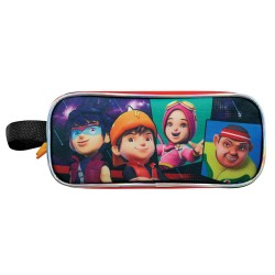 Boboiboy Galaxy Square Pencil Bag