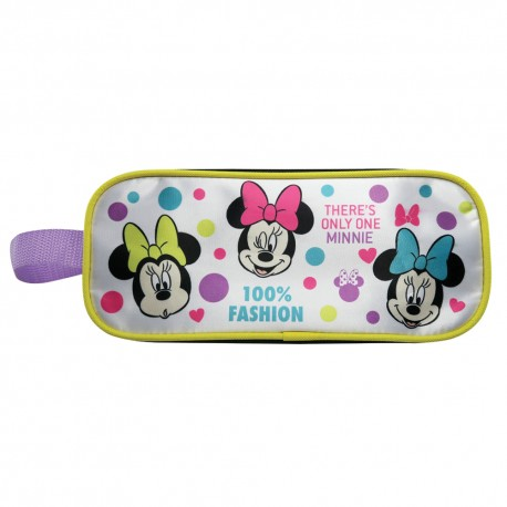 Disney Minnie Mouse Fashion Square Pencil Bag