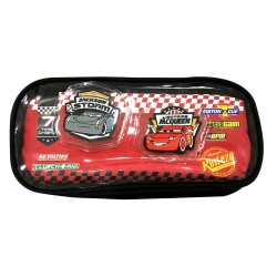 Disney Cars 3 Black Pencil Bag