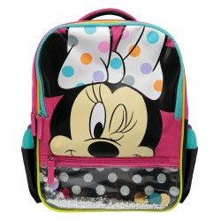 Disney Minnie Mouse Fashion Pre School Bag