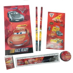 Disney Cars 3 Opp Stationery Set