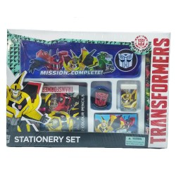 Transformers Value Stationery Set