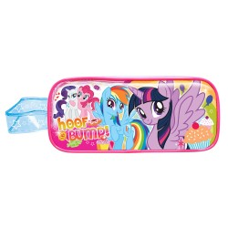 My Little Pony Transparent Square Pencil Bag Set