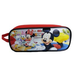 Disney Mickey & Friends Square Pencil Bag