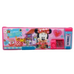 Disney Minnie Mouse Sweet Treat Magnetic Pencil Case