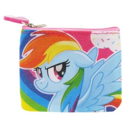 My Little Pony Twin Coin Purse