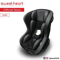 Sweet Heart Paris CS363 Car Seat (Grey)