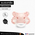 Suavinex BPA Free -2 - 4 Months Fusion Physiological Soother Pacifier For Premature Baby (Pink)