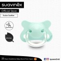 Suavinex BPA Free -2 - 4 Months Fusion Physiological Soother Pacifier For Premature Baby (Teal)