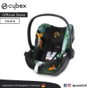 'Cybex Platinum CLOUD Q Reclining Backrest Infant Car Seat (Birds of Paradise) - Cybex Malaysia Official Store'