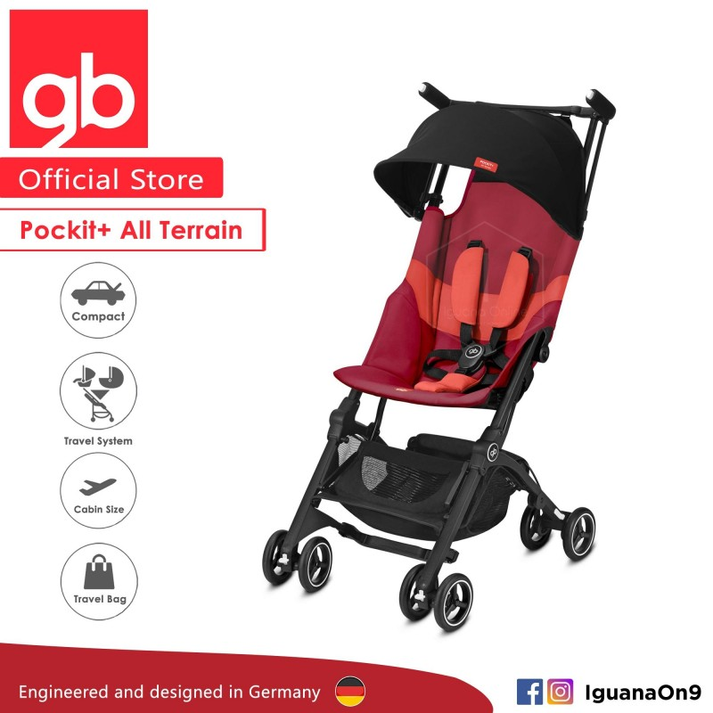 Official Store GERMANY gb Pockit Plus ALL TERRAIN ...