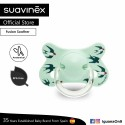 Suavinex BPA Free 4 - 18 Months Fusion Anatomical Soother Pacifier (Teal Swallow)
