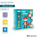 Iguana Online 30 Pieces Logic Games To Foster Logical Thinking in Kids IT126