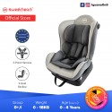 Sweet Heart Paris CS226 Group 01 Baby Car Seat Assurance JPJ Approved MIROS and ECE R44/04 Certified (Grey)