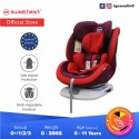 Sweet Heart Paris Group 0123 CS569 Car Seat Booster (Ruby Red) with ISOFIX ECE R44/04 Verified