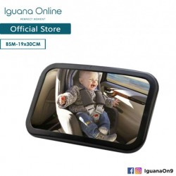 Iguana Online Car Seat Baby BSM Rear Mirror for Baby and Infant Safety Seat
