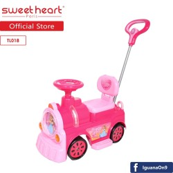 Sweet Heart Paris TL018 Little Truck Design Ride On Car (Pink)