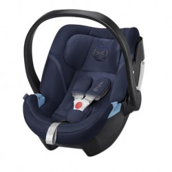 'CYBEX ATON 5 Infant Car Seat (DENIM BLUE) - Cybex Malaysia Official Store'