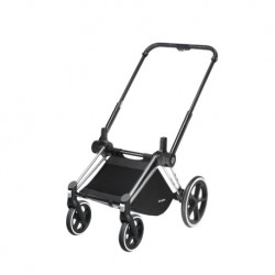 'CYBEX PRIAM Stroller Frame (Chrome) for Platinum PRIAM - Cybex Malaysia Official Store'
