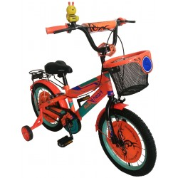 Sweet Heart Paris CB1601 C-MAX Children Bicycle (Orange) Suitable from 4 to 9 years old\\\'\''
