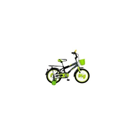 Sweet Heart Paris CB1601 SPORT Children Bicycle (Green)