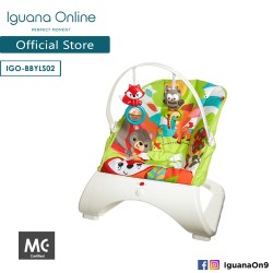 Iguana Online Baby Bouncer BBYLS02 with Music and Vibration