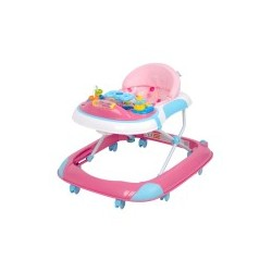 'Sweet Heart Paris BW Little Driver Baby Walker (PK)'