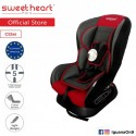 Sweet Heart Paris CS266 Safety Car Seat (Red) with Comfort Padded\''