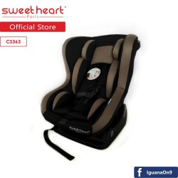 'Sweet Heart Paris CS363 Car Seat (Gold)'