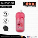 Suavinex Boo Collection BPA Free Baby Straw Training Cup Bottle (Pink)