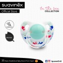 Suavinex In The Sea Collection BPA Free 6 - 18 Months Anatomical Soother Pacifier (White Mermaid)