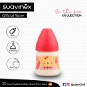 Suavinex In The Sea Collection BPA Free 150ml Wide Neck Baby Feeding Bottle with Anatomical Teat (Pi