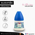 Suavinex In The Sea Collection BPA Free 150ml Wide Neck Baby Feeding Bottle with Anatomical Teat (Bl