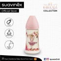 Suavinex Circus Collection BPA Free 270ml Wide Neck Baby Feeding Bottle with Anatomical Teat (Baller